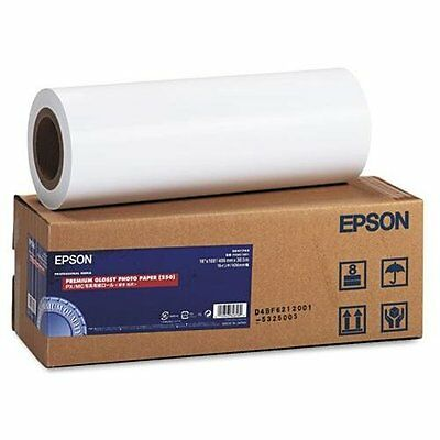 "Epson S041742 Premium Glossy Photo Paper (16"" X 100' Roll, Stylus Pro 4000"