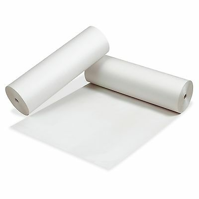 "Pacon White Newsprint Paper Roll - 24"" X 1000 Ft - 1 Roll - White - Paper"