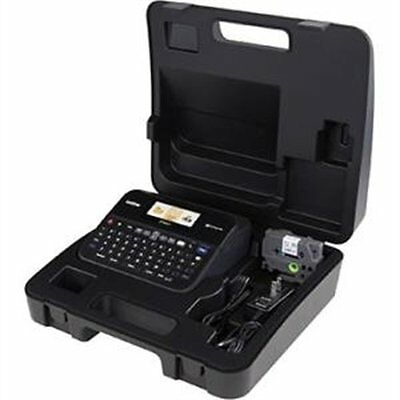 Protective Carrying Case For P-touch Electronic Labeling System Pt-d600 Series.