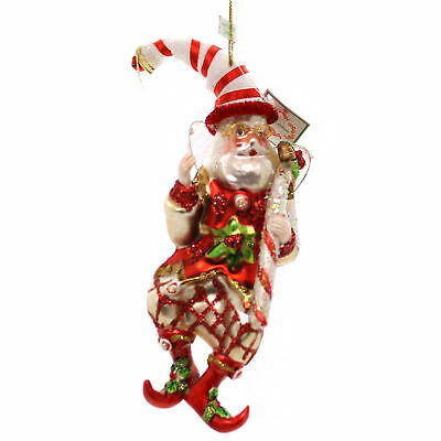 Holiday Ornament CANDY CANE FAIRY ORNAMENT Limited Edition Christmas 3634210