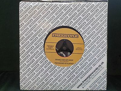 "Sound Stylistics Shake And Hip Drop 2007 Acid Jazz 7"" Vinyl Jamiroquai Jtq"