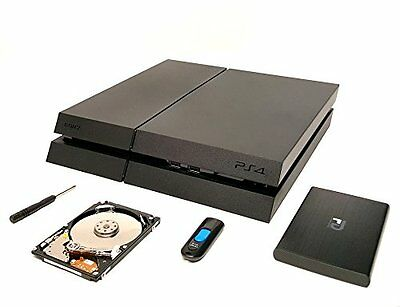 Micronet Technology PS4-1TB-KIT Fantom Drives Upg Kit 1tb Hard Accs Drive For