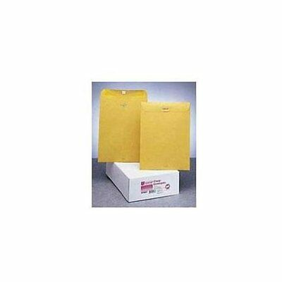 UNIVERSAL OFFICE PRODUCTS 35268 Kraft Clasp Envelope, Side Seam, 28lb, 10 X 15,