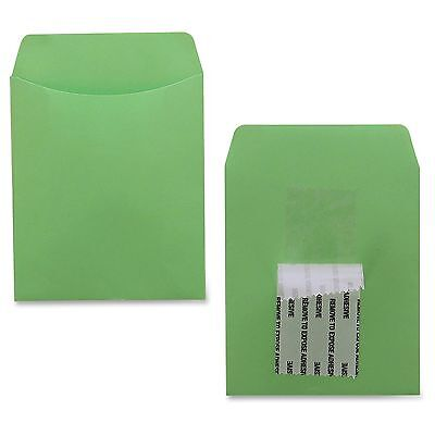 """Hygloss Self-adhesive Library Pockets - 5"""" Height X 3.5"""" Width - (hyx15730)"""