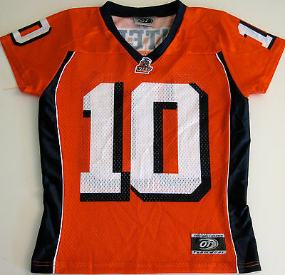 cheap for discount dea6e 8a3ca UTEP MINERS GIRLS Ncaa Football Jersey #10 New! Texas El Paso Ladies Small