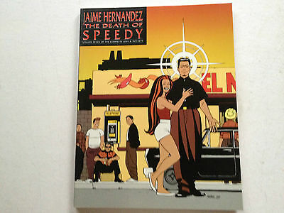 Jaime Hernandez  Vol.7 of the Complete Love & Rockets  1989  PB VGC