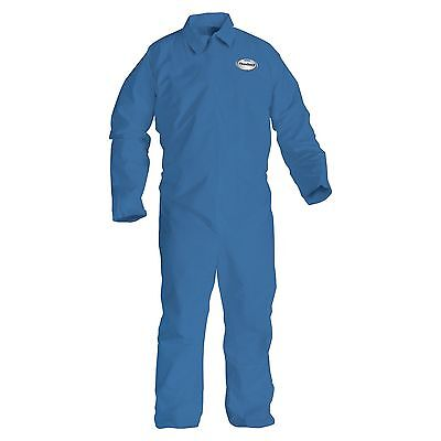 Kimberly-clark A20 Particle Protection Coveralls - 3-xtra Large - 24/ Carton -