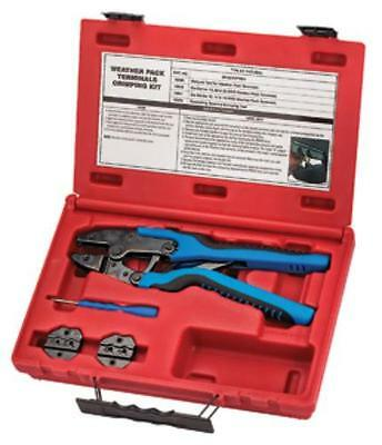 Sg Tool Aid 18850 Weather Pack Terminals Crimping Kit