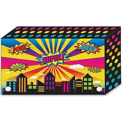 Ashley Superhero Design Index Card Holder (ash-90450) (ash90450)