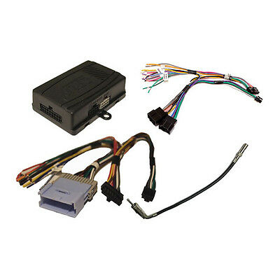 Crux SOCGM18B Radio Replacement For Gm Lan 11-bit Systems