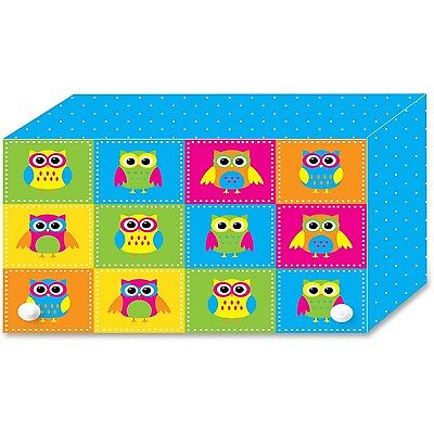 Ashley Colorful Owls Index Card Holder (ash-90352) (ash90352)