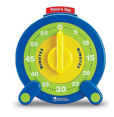 Learning Resources 60-Minute Jumbo Timer (ler2990)