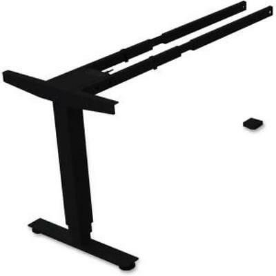 Lorell Sit/Stand Desk Black Third-leg Add-on Kit (llr-99852) (llr99852)