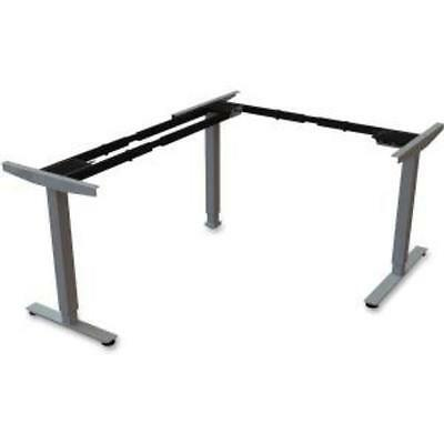 Lorell Sit/Stand Desk Silver Third-leg Add-on Kit (llr-99850) (llr99850)
