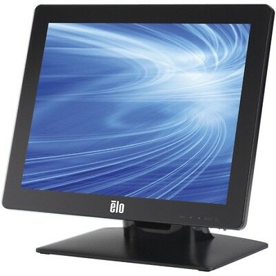 "Elo 1517l 15"" Led Lcd Touchscreen Monitor - 4:3 - 16 Ms - Surface Acoustic Wave"