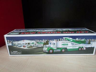 2010 HESS Toy Truck and Jet ~ New in Box!