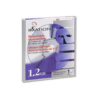Imation 44018 Disk R/w Magneto Optical 5.25 In. Iso 1.2gb 512 B/s [2x]
