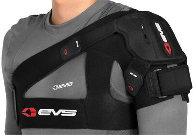 EVS SB04 Shoulder Support Brace X-Large Black