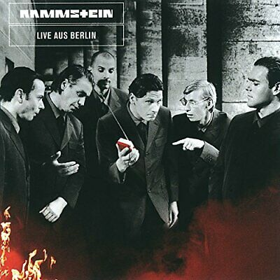 Rammstein - Live Aus Berlin - Rammstein CD GHVG The Cheap Fast Free Post The