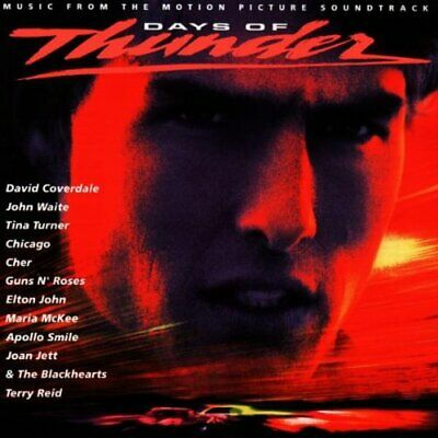 Various - Days of Thunder - Various CD ENVG The Cheap Fast Free Post The Cheap