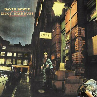 David Bowie - The Rise And Fall Of Ziggy Stardust And T... - David Bowie CD 1GVG
