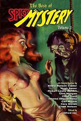 The Best of Spicy Mystery Volume 2 by Alfred Jan (English) Paperback Book Free S