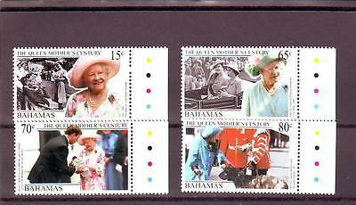 BAHAMAS - SGMS1188 MNH 1999 QUEEN MOTHERS 100th BIRTHDAY