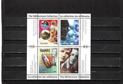 a121 - CANADA - SGMS1955 MNH 1999 MILLENNIUM COLLECTION