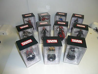 Marvel Movie Collection Figurines Set Of 11