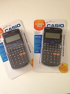 Calcolatrice scientifica casio fx-350es plus Nuova Inscatolata