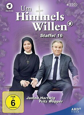 Um Himmels Willen - Staffel 16 - (Fritz Wepper) # 4-DVD-BOX-NEU