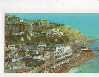 View From The Park Ventnor IOW 1962 Postcard 900a