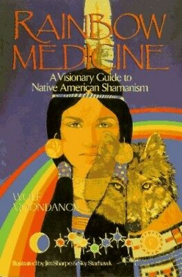 Rainbow Medicine: Visionary Guide to Native Ame... by Moondance, Wolf 0806903643