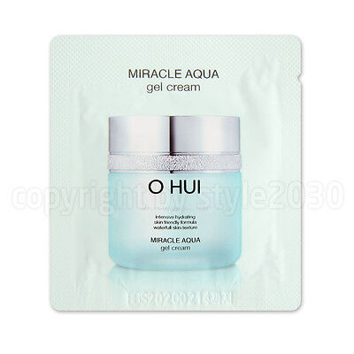 [O HUI] Miracle Aqua Gel Cream 1ml x 10, 20, 30, 40, 90, 150pcs