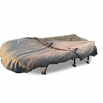 NEW 2015 Cyprinus Carp Fishing Breathable Thermal Bed Bedchair Cover
