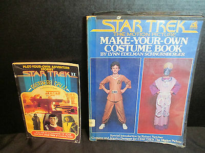 Plot Your Own Star Trek Adventure Make Your Own Star Trek Costume & Jewelry Book