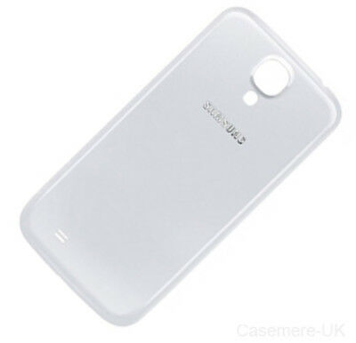 Samsung Galaxy S4 i9500 / i9505 White Battery Back Cover Case Door