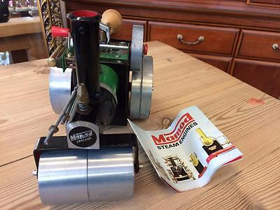 Antique Mamod SR-1A Traction Engine Steam Roller With Reversing Speed Controller