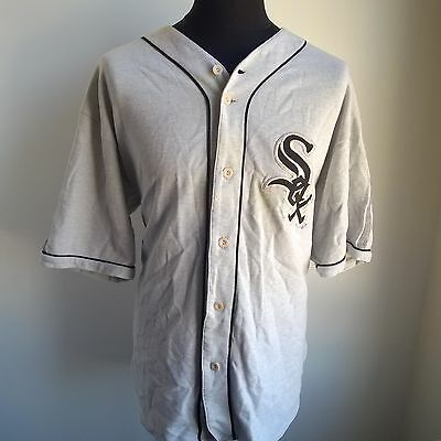 Chicago White Sox Mlb Baseball Shirt #25 Mirage Jersey Size Adult Xxl