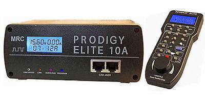 MRC Prodigy Elite 10 Amp DCC System with 110/240vAC External Power Supply 1417