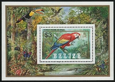 Belize 1984 - Mi-Nr. Block 66 ** - Vögel / Birds