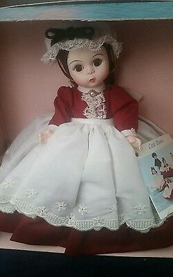 """Madame Alexander Kins """"marme"""" Little Women Doll #415 - 8""""- New In Box"""