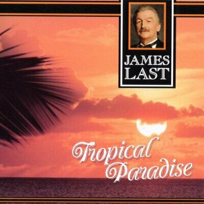 Last James - Tropical Paradise - Last James CD 9KVG The Cheap Fast Free Post The