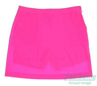 New Womens EP Pro Golf Sugar Rush Tech A Line Skort Size 6 Pink MSRP $78 1621KB