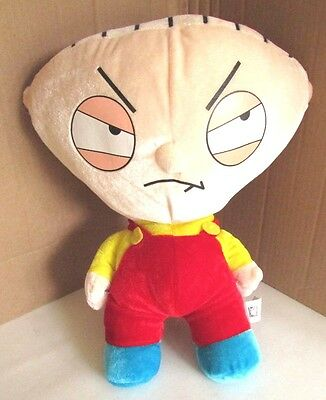 """STEWIE Family Guy Plush 12"""" 2004 Stuffed Toy  From TV Show"""