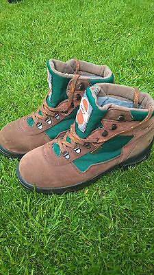 UK9 EU43 Gore-Tex Hiking Walking Boots made in France Line 7 hardly worn