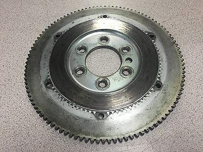 Quarter Master 509112 Early Chevy Flywheel 105 Tooth 7.25 Clutch