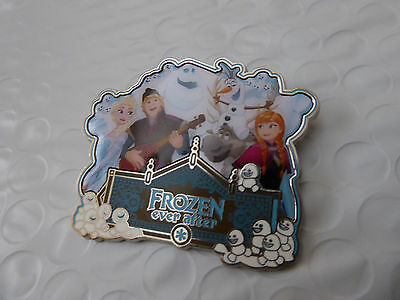 Disney Trading Pins 116323 WDW - Frozen Ever After
