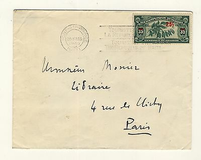 HAITI - 1940 Attractive Cover from Port-au-Prince to Paris, France