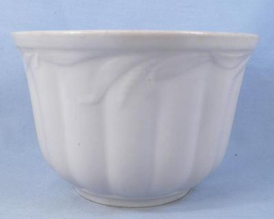 Ironstone Sheaf of Wheat Waste Bowl Antique Nice Condition